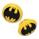 Food Decorating Party Ring Topper Batman Symbol