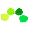 Silicone Japanese Bento Baran Sheet Reusable Leaf