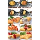 Japanese Triple Fry Pan Non Stick 3 Convenient Sections Omelette