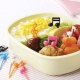 Japanese Bento Cute Food Pick 16 pcs for Bento Box - Music Note