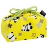 Bento Lunch Box Cloth Bag Panda Yellow