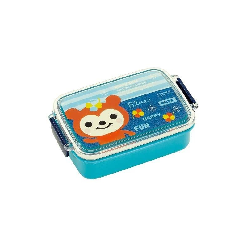 japanese air tight bento kids lunch box lucky bear for bear and p. Black Bedroom Furniture Sets. Home Design Ideas