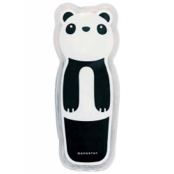 Bento Lunch Cold Gel Pack Long Slim Shape - Panda