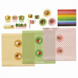 Bento Lunch Decoration Accessories Beginner Kit