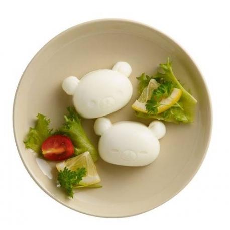Hard Boiled Egg Mold Rilakkuma for Bento Decoration