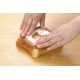 Japanese Bento Lunch Sandwich Cutter Sealed Square
