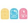 Hello Kitty Bento Food Separator Sheet Seasoning Stencil