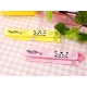 Japanese Bento Chopsticks with Case Panda Pink