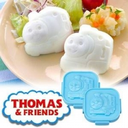 Bento Hard Boiled Egg Mold Thomas and Friends