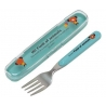 Japanese Bento Fork with Case Bear