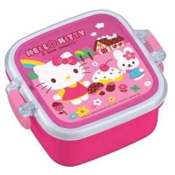Microwavable mini Hello Kitty Snack Box