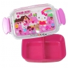Microwavable 500ml Hello Kitty Bento Lunch Box