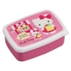 Microwavable Bento Lunch Box Hello Kitty