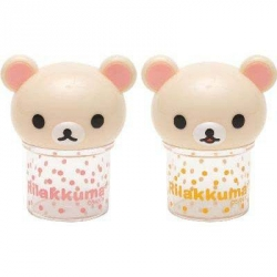Japanese Bento Box Salt Pepper Spice Container Furikake Korilakkuma