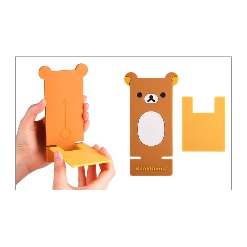 Rilakkuma Smart Phone Stand For Other Cute Stuff