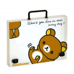 Rilakkuma Document Case Holder