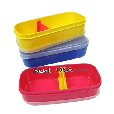 insulated bag 3 bento lunch boxes with removable dividers for bent. Black Bedroom Furniture Sets. Home Design Ideas