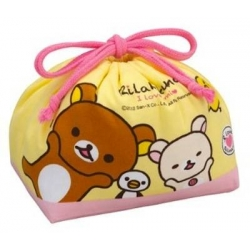 Bento Lunch Box Cloth Bag Rilakkuma