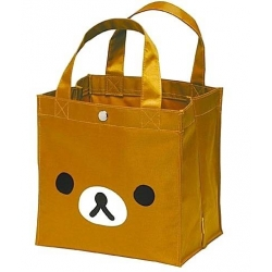 Bento Lunch Box Tote Bag Rilakkuma Face