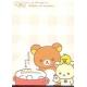 Rilakkuma Mini kawaii Bento Lunch Notes Series 3