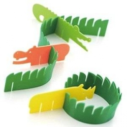 Safari Silicone Baran Divider - Fun Lunch Bento Accessories