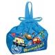 Bento Lunch Box Cloth Bag Vehicles