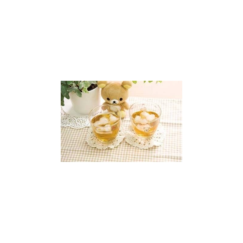 rilakkuma silicone ice tray chocolate molds for bento cup mold. Black Bedroom Furniture Sets. Home Design Ideas