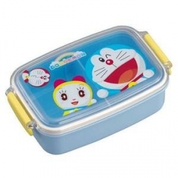 Microwavable 500ml Bento Lunch Box Doraemon Robot