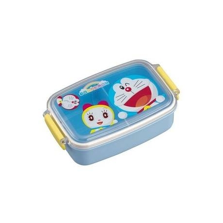Microwavable 500ml Bento Lunch Box Doraemon Robot