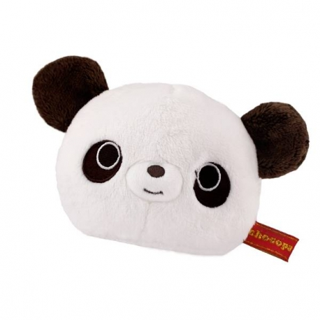 San-X Chocopa Choco Panda Plush Cell Phone Holder