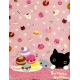San-X Kutushitanyanko Nyanko socks Document Folder
