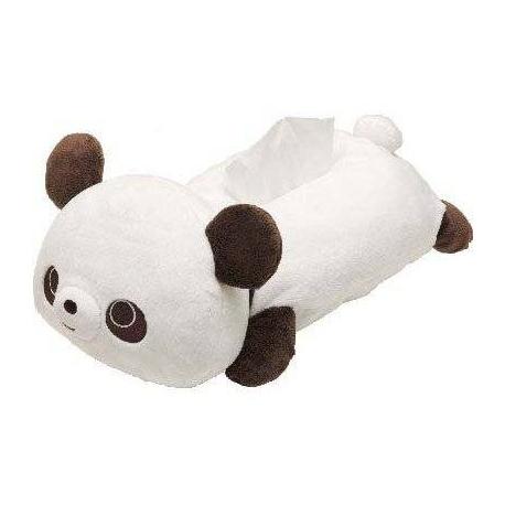 San-X Chocopa Choco Panda Plush Tissue Cover
