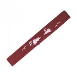 Japanese Bento Box Elastic Belt Bento Strap Red Rabbit