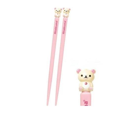 San-X KoRilakkuma die-cut Chopsticks