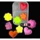 Bento High Quality Silicone Colorful Food Cups also great as Jello Mold