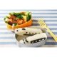 3D Super Express Train Bento Rice Mold and Seaweed Nori Cutter Set