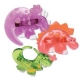 Food Decorating Party Ring Dinosaurs