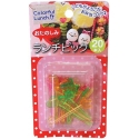 Japanese Bento Cute Food Pick 20 pcs Princess Girl