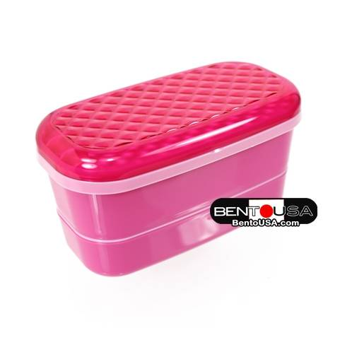 microwavable japanese bento box lunch box jewel for bento. Black Bedroom Furniture Sets. Home Design Ideas