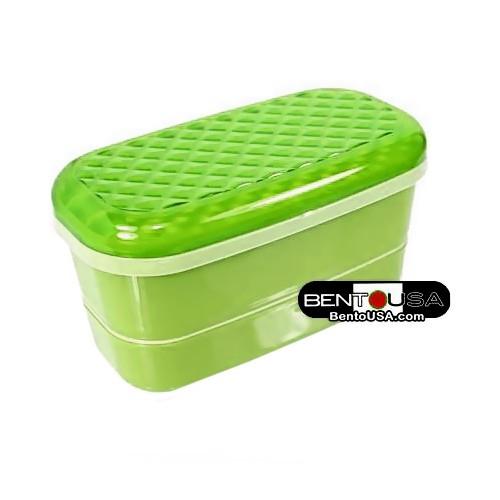 microwavable japanese bento box lunch box jewel ebay. Black Bedroom Furniture Sets. Home Design Ideas
