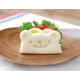 Japanese Bento Lunch Deco Cutter Toast - Pan de Pop up