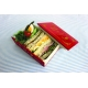 Made in Japan Book Style Bento Lunch Box - Red