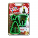 Japanese Bento Accessories Cookie Cutter Set 3D Tree