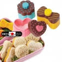 Japanese Bento Sandwich Cutter Sweet Bow