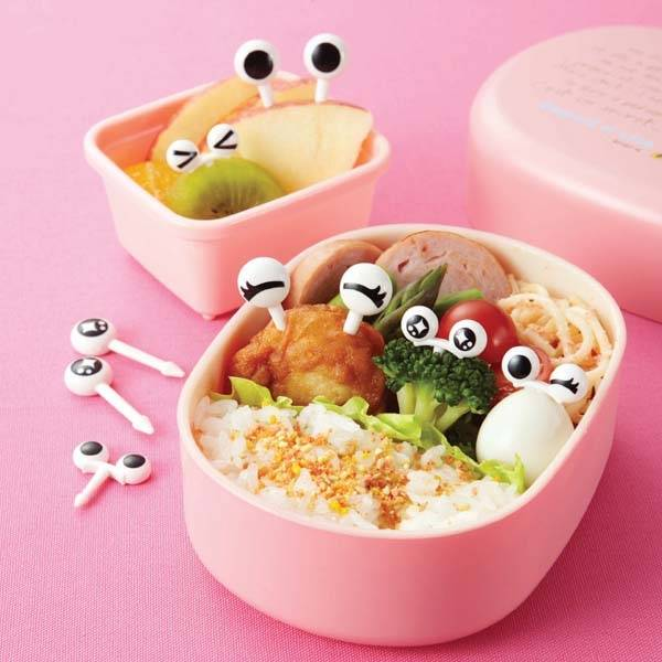 japanese fun eyes bento food pick for your lunch box small for. Black Bedroom Furniture Sets. Home Design Ideas