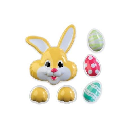 Food Decorating Topper Easter Rabbit Paws Bunny Egg Set