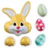 Food Decorating Topper Easter Rabbit Paws Bunny Egg Set