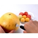 Decorative fruit Carving Knife and Scoop Large