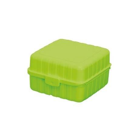4-Compartment 2-tier Bento Lunch Box 1.15L Joy Color