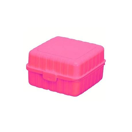 4-Compartment 2-tier Bento Lunch Box 1.15L Joy Color